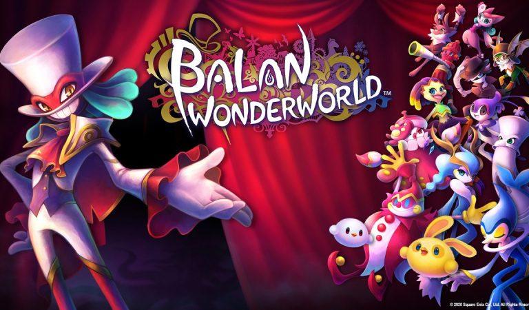 [PREVIO] Balan Wonderworld