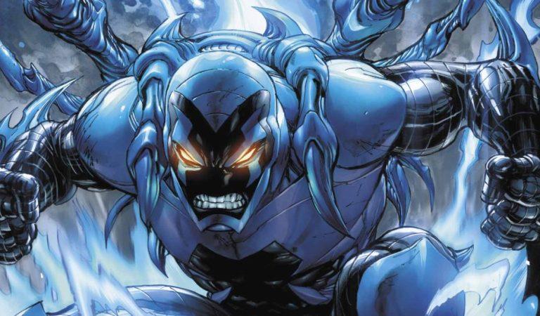 DC ya tiene director para la película de Blue Beetle