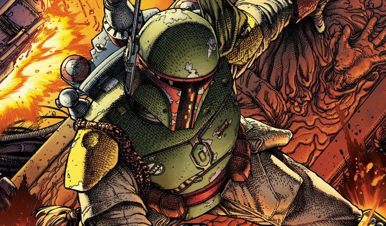 'War of the Bounty Hunters' la nueva serie de Boba Fett en Marvel Cómics