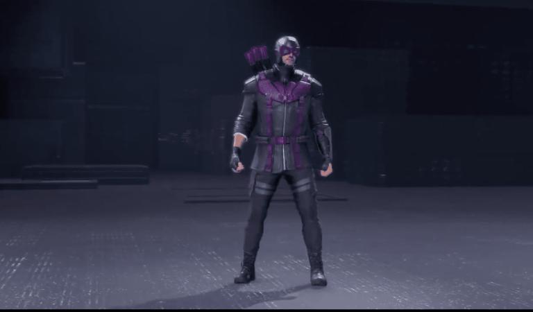[VIDEO] Gameplay de Hawkeye en Marvel's Avengers