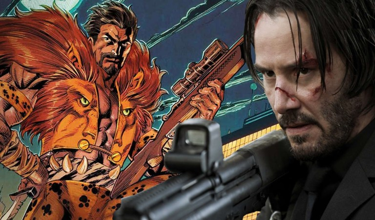 [RUMOR] Marvel le habría ofrecido a Keanu Reeves el papel de 'Kraven the Hunter'