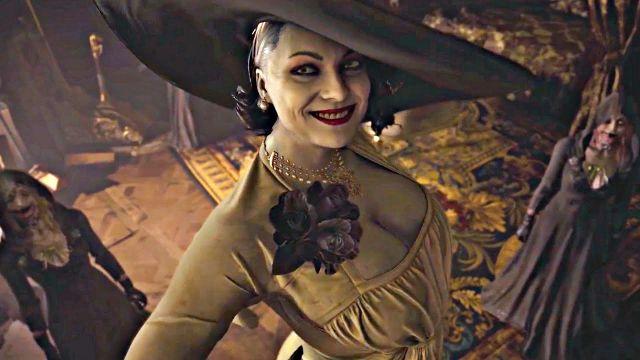 Revelan la estatura de Lady Dimitrescu en Resident Evil Village