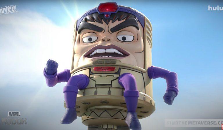 [VIDEO] Hulu lanza el primer tráiler de la serie de 'MODOK'