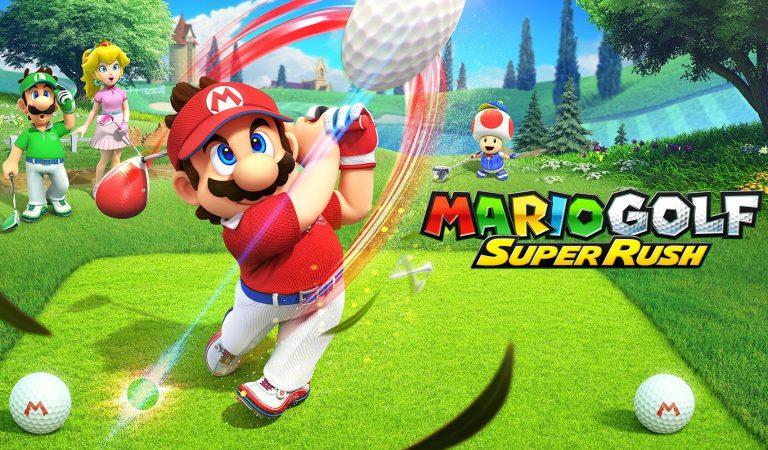 [VIDEO] Mira el trailer del próximo Mario Golf Super Rush