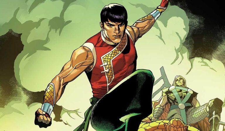 Shang-Chi esta de regreso en los cómics para vencer a todo el Universo Marvel