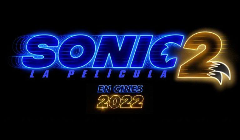 [OFICIAL] Revelan el título y logotipo de la secuela de Sonic the Hedgehog