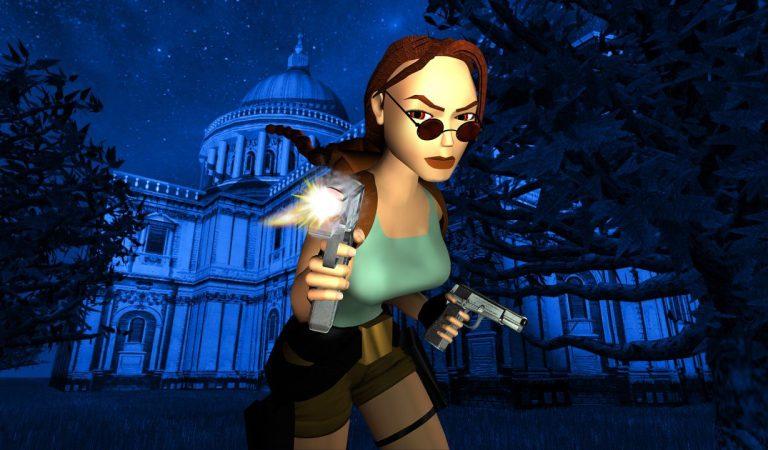 Square Enix lanza el sitio web del 25 aniversario de Tomb Raider