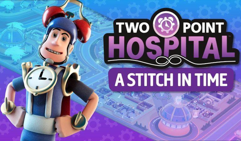 Un nuevo DLC llega Two Point Hospital