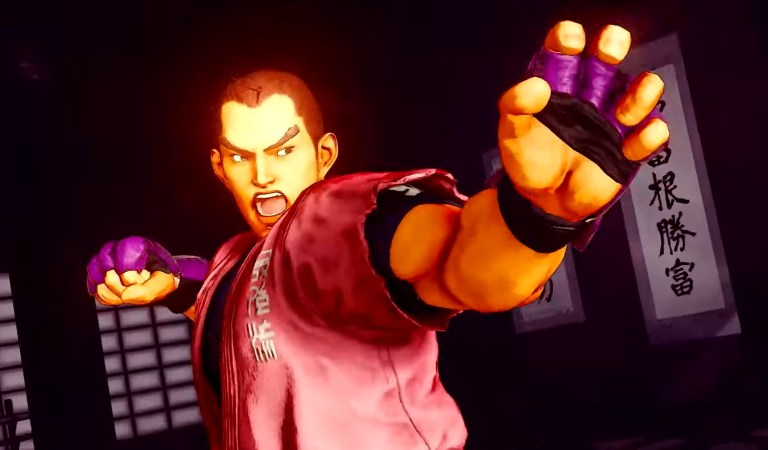 'Street Fighter V' presenta su nuevo gameplay centrado en Dan
