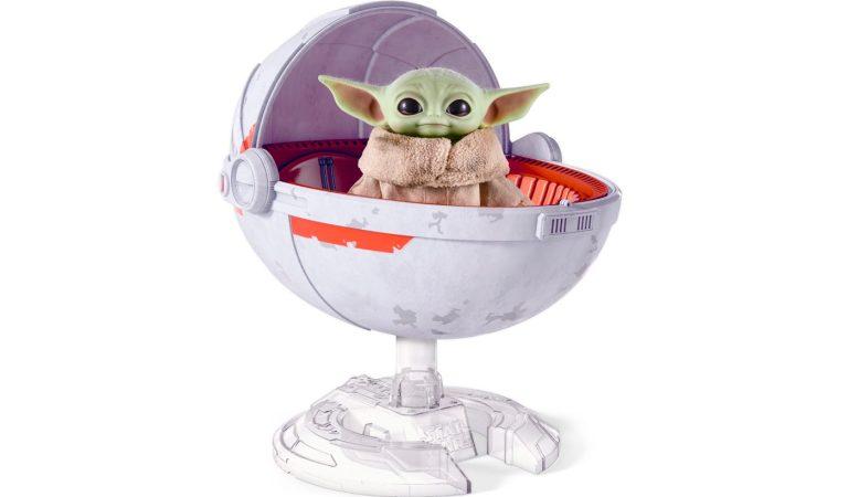 Conoce al Baby Yoda edición de coleccionista