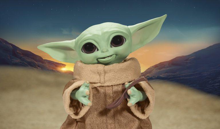 Conoce el nuevo animatronic de Baby Yoda