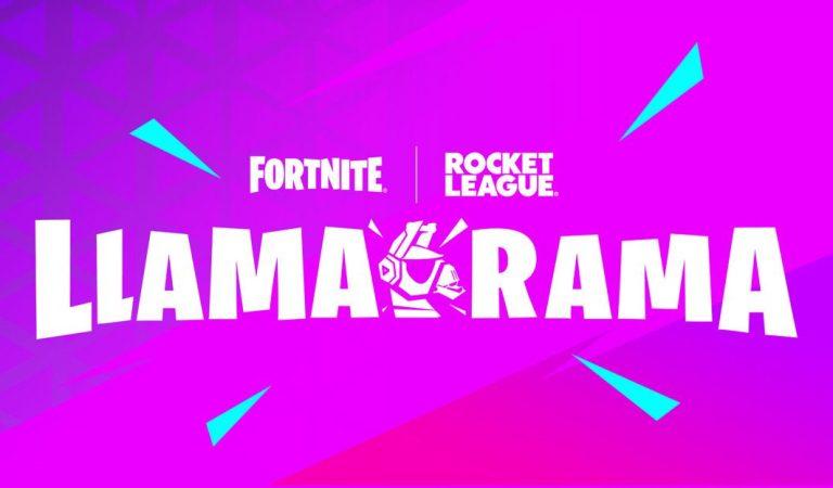 Fortnite llega a Rocket League con Llama-Rama para iniciar la nueva temporada