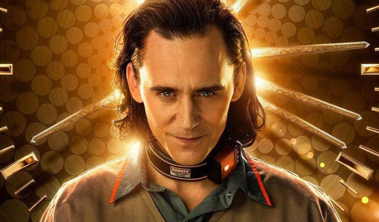 Revelan nuevo póster de la serie Loki