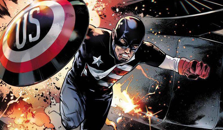 Marvel Legends revela el futuro del US Agent en 'The Falcon and Winter Soldier'