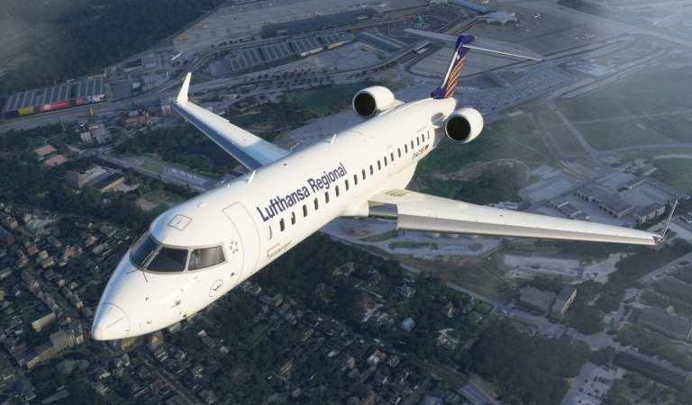 Microsoft Flight Simulator anuncia su asociación con Aerosoft