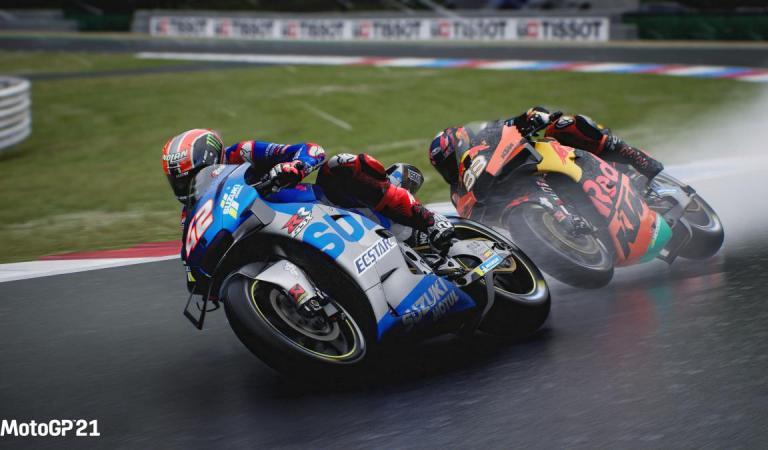 [VIDEO] Mira el primer gameplay de MotoGP 21
