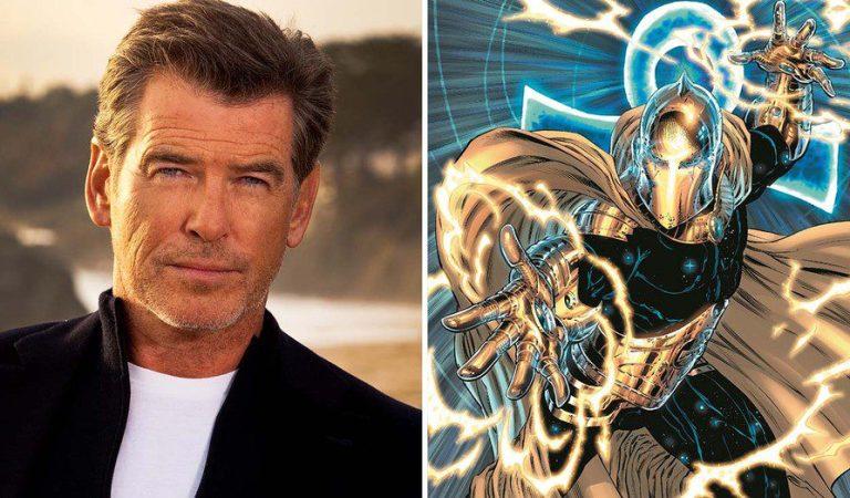 Pierce Brosnan sera Dr. Fate en la película de 'Black Adam'