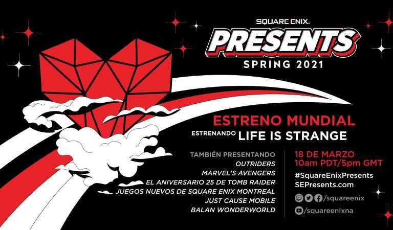 Square Enix anuncia su primer evento en línea