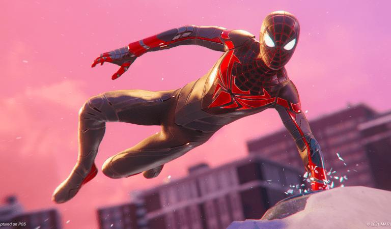 Llega un nuevo traje a Marvel's Spider-Man: Miles Morales