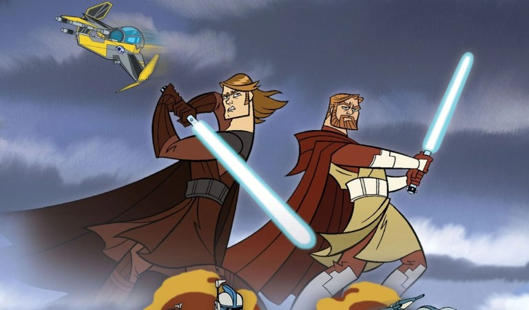 Star Wars: Clone Wars llegará a Disney+