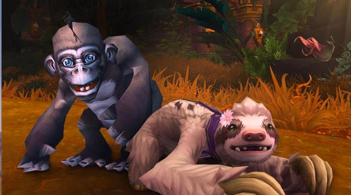 World of Warcraft está invitando a donar en respuesta a la crisis causado por COVID