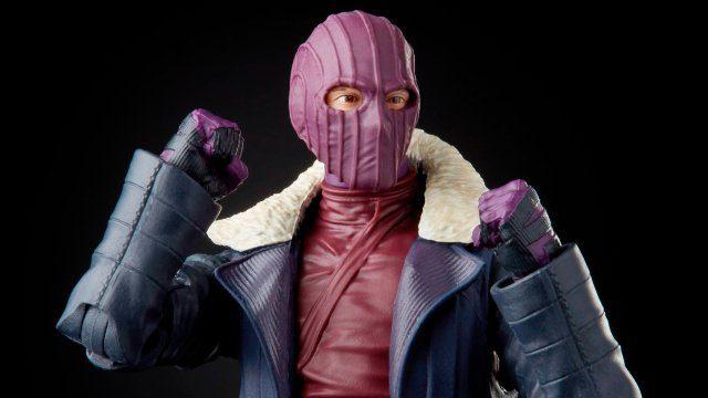 Conoce la figura 'Marvel Legends' de Baron Zemo de 'The Falcon and the Winter Soldier'