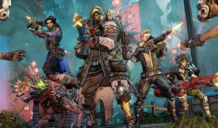 La película de Borderlands está en universo diferente al de los videojuegos
