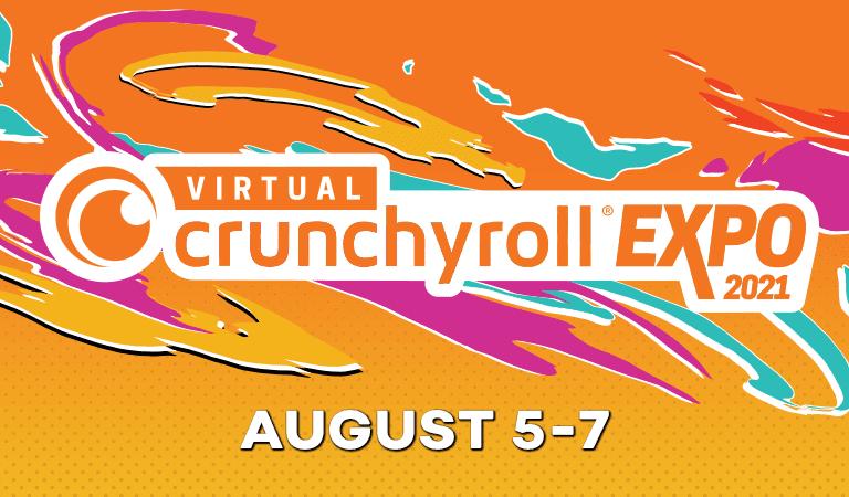 Crunchyroll anuncia Virtual Crunchyroll Expo 2021