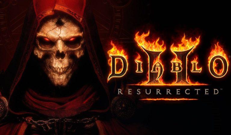 El Alfa de 'Diablo II: Resurrected' para PC llega este fin de semana