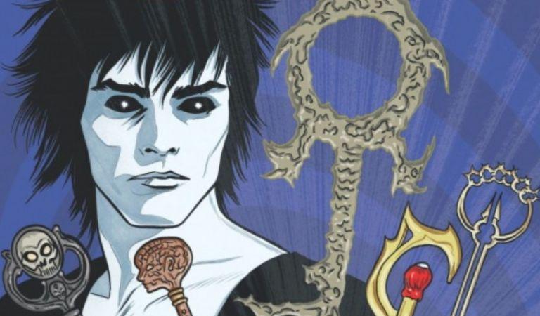 Conoce las portadas del cómic crossover de 'The Sandman' con 'Locke & Key'