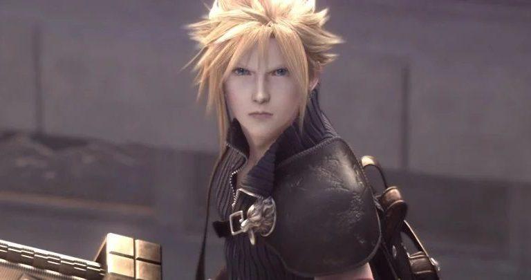 'Final Fantasy VII: Advent Children' será lanzada en Blu-Ray 4K