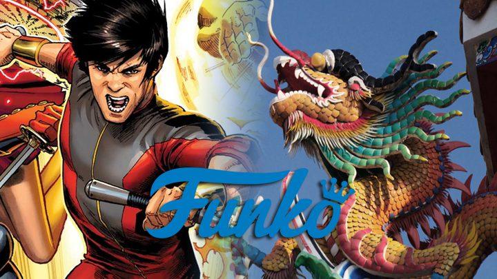 Filtran los Funko POP de 'Shang-Chi and the Legend of the Ten Rings'