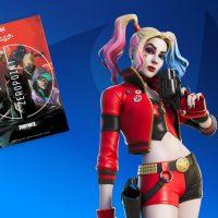 Conoce la skin de Harley Quinn que llega con 'Batman/Fortnite: Zero Point'