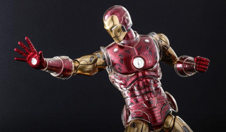 Hot Toys presenta su Iron Man 'The Origins Collection'