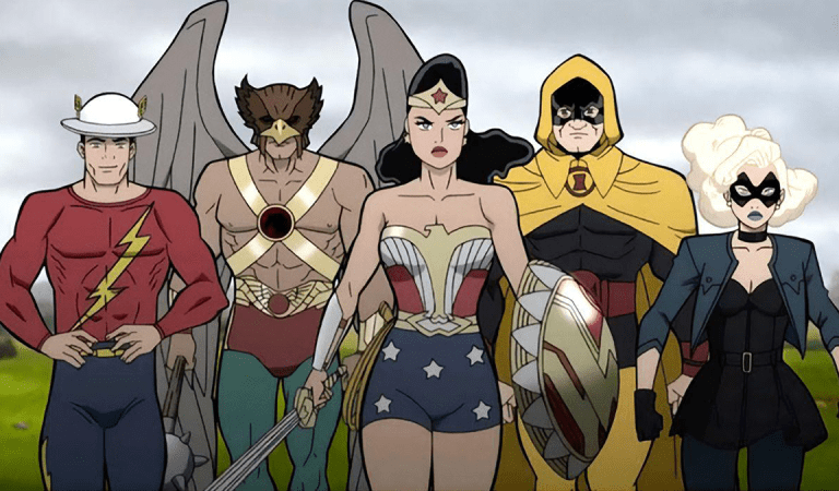 [CINE] Justice Society: World War II (2021)