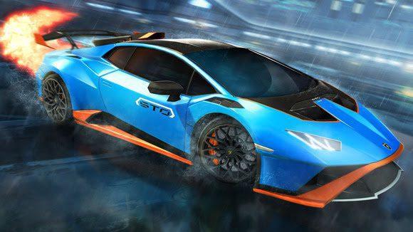 Rocket League anuncia colaboración con Lamborghini