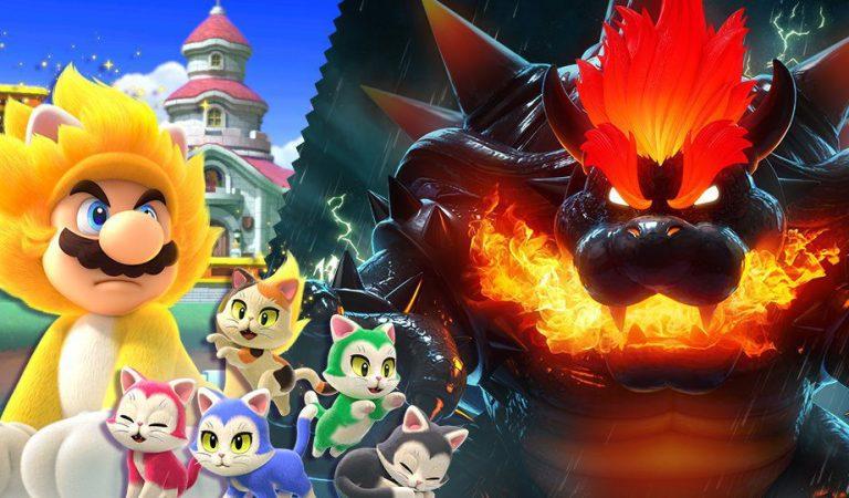 Smash Bros. Ultimate anuncia su colaboración con Super Mario 3d World + Bowser's Fury