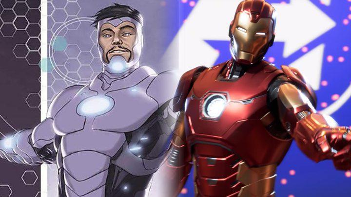 Superior de Iron Man llegara a 'Marvel's Avengers'