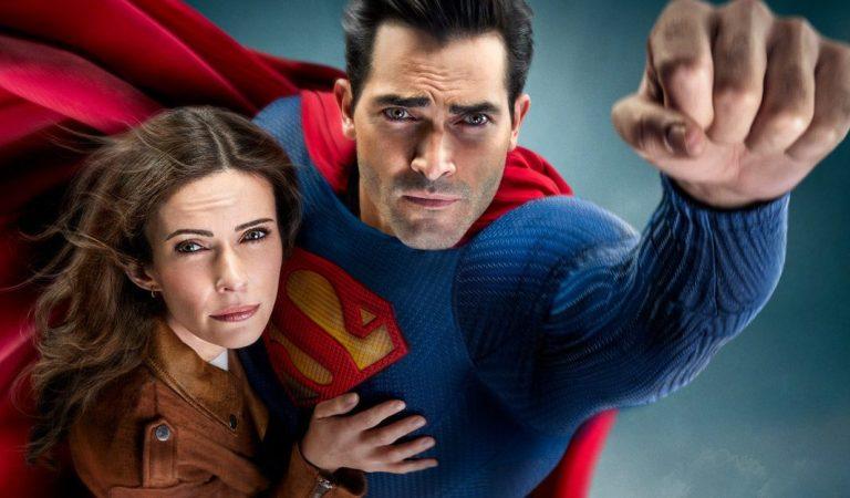 Lanzan póster para los nuevos capítulos de Superman & Lois