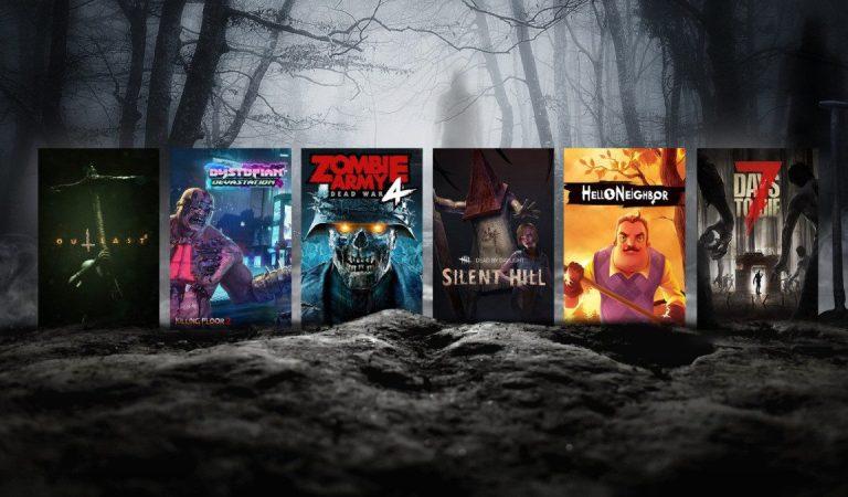 Grandes descuentos llegan a Xbox con 'Un-Halloween Horror Sale'