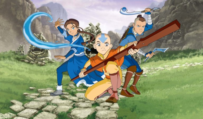 Nickelodeon está produciendo un podcast de 'Avatar: The Last Airbender'