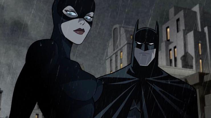 Warner revela nuevas imágenes de 'Batman: The Long Halloween'