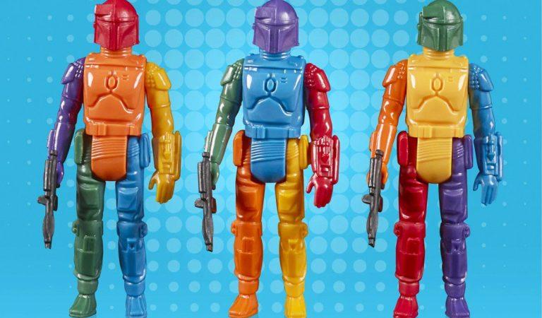 Hasbro relanza la figura prototipo de Boba Fett de Kenner