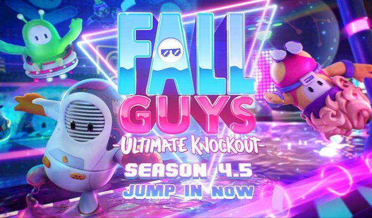 Llega la actualización de mitad de temporada de Fall Guys