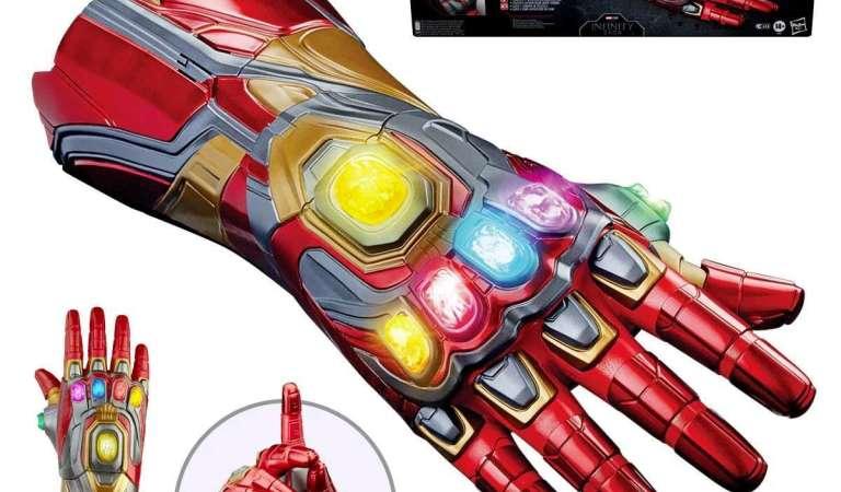 Hasbro lanza el Nano Guantelete de Iron Man