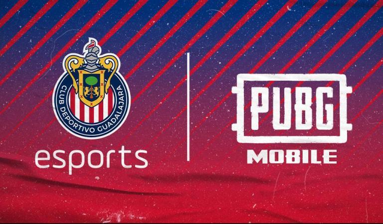 Chivas Esports llega al Top 3 del Super Weekend de PUBG MOBILE PRO LEAGUE