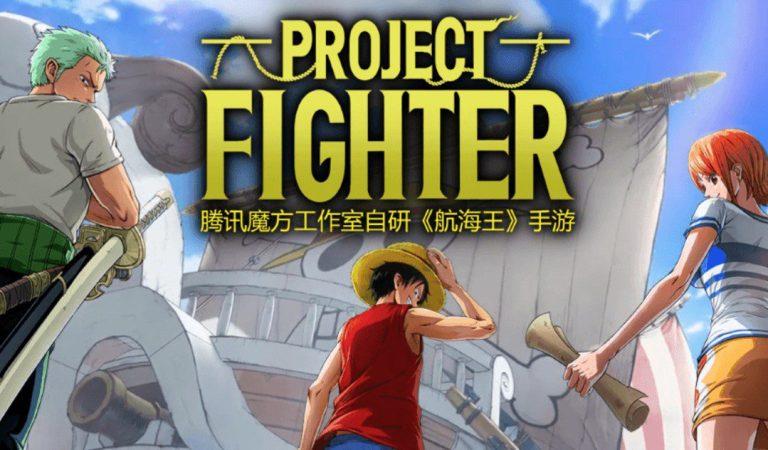 Anuncian un nuevo juego para móviles de One Piece