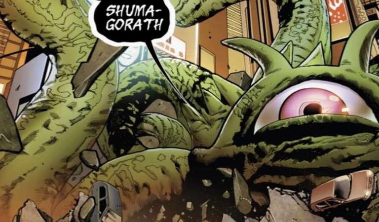 [RUMOR] Shuma-Gorath estaría por llegar al MCU