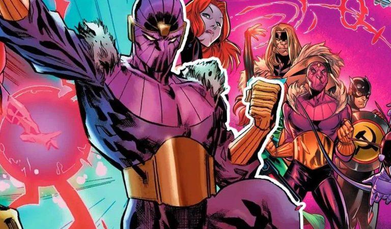 Conoce a los 'Siege Society' el nuevo equipo de Marvel liderados por Zemo