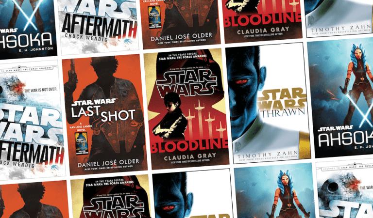 [Editorial] Cuatro libros para conocer más de Star Wars
